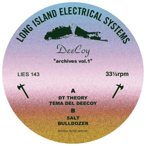 Deecoy - Archive1 - LIES143 - L.I.E.S.