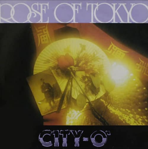 City-O - Rose Of Tokyo - MAXI1026-12 - ZYX