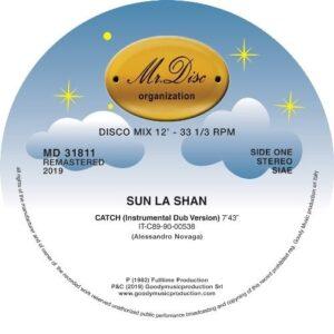 Sun La Shan - Catch - MD31811 - MR DISC ORGANIZATION