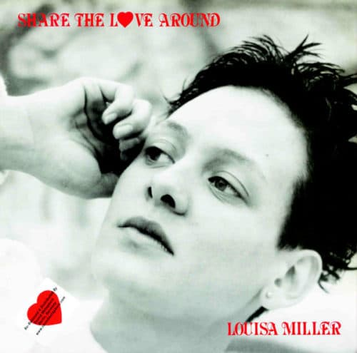 Louisa Miller / Wing An' A Prayer Band - Share The Love Around - MISSYOU009 - MISS YOU