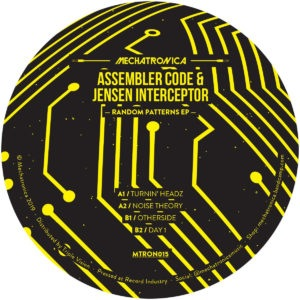 Assembler Code/Jensen Interceptor - Random Patterns EP - MTRON15 - MECHATRONICA MUSIC