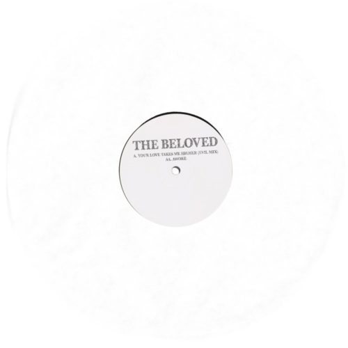 The Beloved - Your Love Takes Me Higher (Evil Mix) / Awoke (Ltd) - NEW8101 - NEW STATE