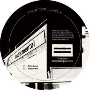 Instra:mental - Timelines Part 2 - NONPLUS050B - NONPLUS RECORDS