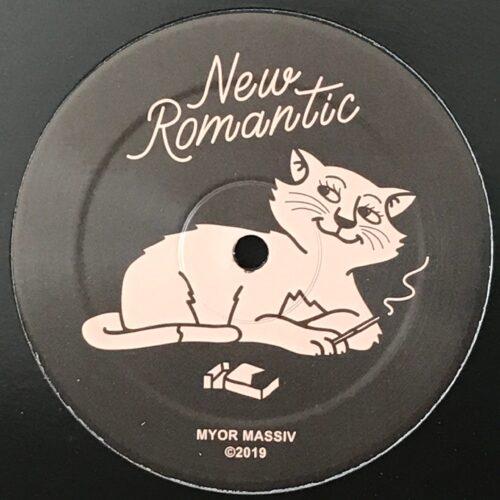 Coco Bryce - New Romantic - NRJ001 - MYOR MASSIV