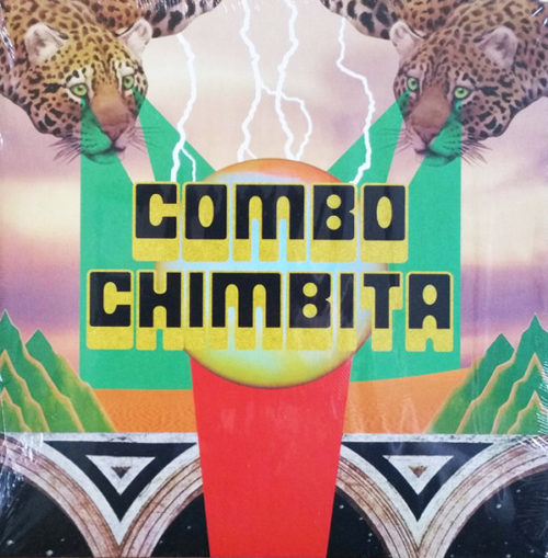 Combo Chimbita - El Corredor Del Jaguar (Extended Mix) - NYCT7030RE - NAMES YOU CAN TRUST