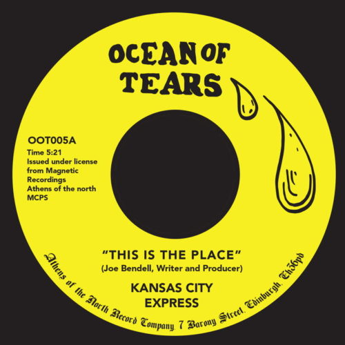 Kansas City Express - This Is the Place - OOT005 - OCEAN OF TEARS