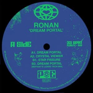 Ronan - Dream Portal - PE008 - PLANET EUPHORIQUE
