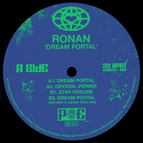 Ronan - Dream Portal - PE008 - PLANET EUPHORIQUE
