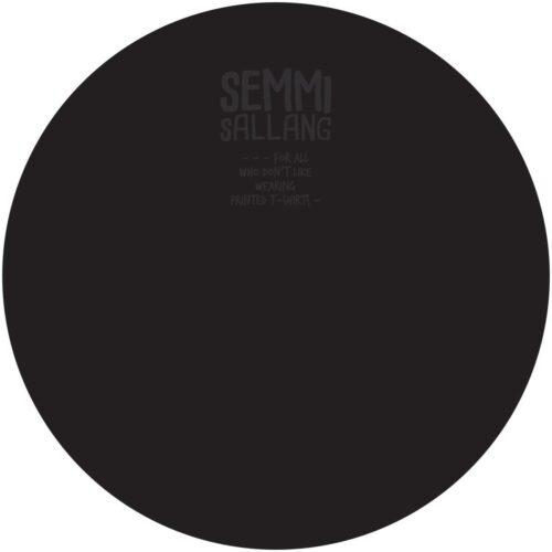 Anoesis - Silver Mirrors Of Her Eyes - SESA001 - SEMMI SALLANG