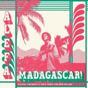 Various - Alefa Madagascar - STRUT207LP - STRUT