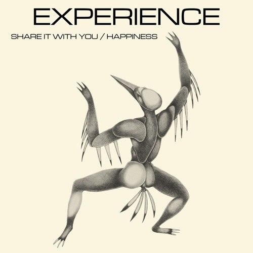 Experience - Share It With You / Happiness - TAC006 - THE ARTLESS CUCKOO