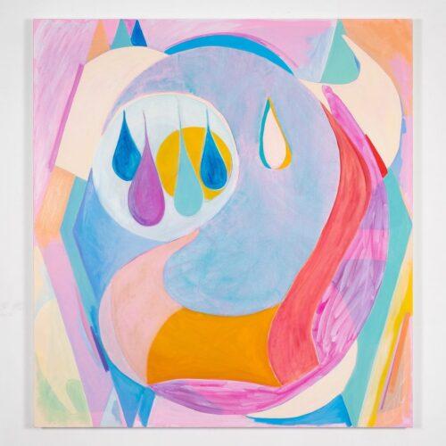 Four Tet - Anna Painting - TEXT049 - TEXT