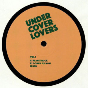 Psychemagik - Undercover Lovers Vol 1 - UCL001 - PSYCHEMAGIK