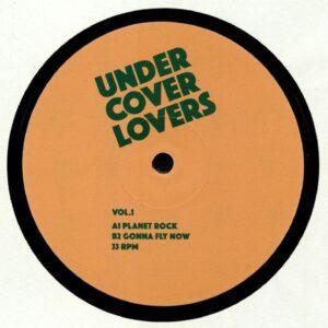 Psychemagik - Undercover Lovers Vol 1 - UCL001 - PSYCHEMAGIK