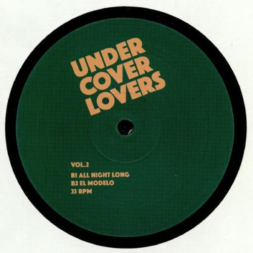 Psychemagik - Undercover Lovers Vol 2 - UCL002 - PSYCHEMAGIK