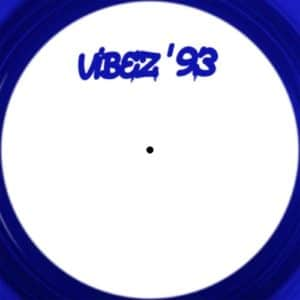 Unknown - The Dance EP - VIBEZ93002 - VIBEZ 93