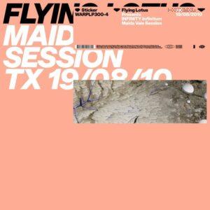 "Flying Lotus - Presents INFINITY ""Infinitum"" - Maida Vale Session - WARPLP300-4 - WARP"