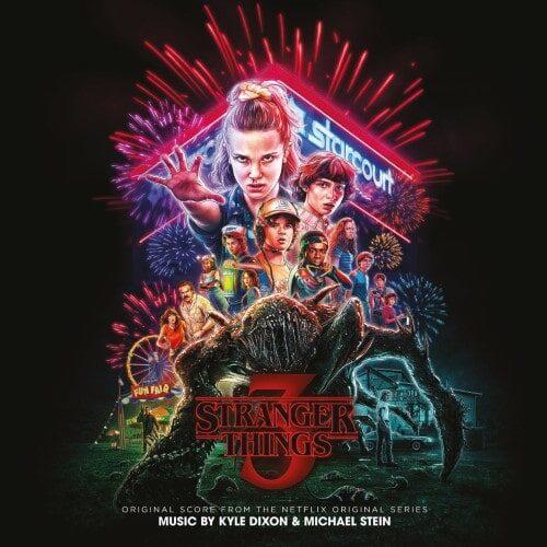 Kyle Dixon/Michael Stein - Stranger Things 3 (Original Score) - 5051083150316 - INVADA