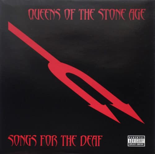 Queens Of The Stone Age - Songs For The Deaf - 602508108587 - INTERSCOPE RECORDS