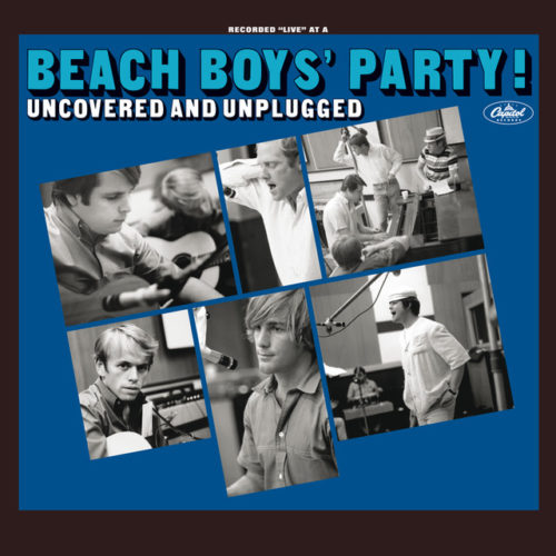 Beach Boys - Beach Boys' Party! Uncovered And Unplugged - 602547517616 - CAPITOL RECORDS