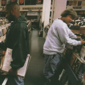 DJ Shadow - Entroducing - 6025479957221 - UNIVERSAL MUSIC