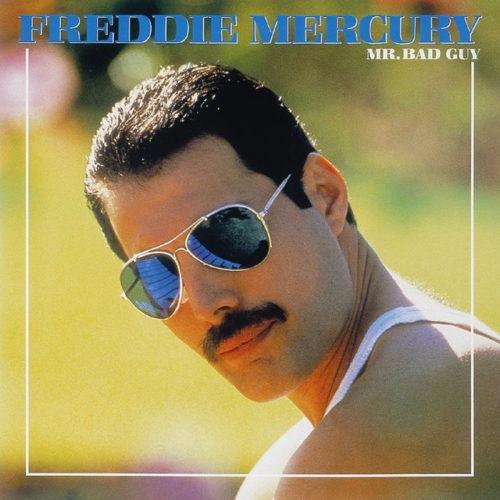 Freddie Mercury - Mr Bad Guy - 602577404214 - MERCURY