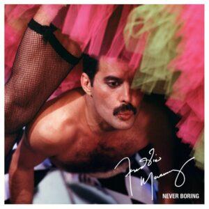 Freddie Mercury - Never Boring - 602577404306 - MERCURY