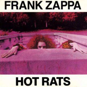 Frank Zappa - Hot Rats 50th Anniversary (Pink) - 824302384190 - ZAPPA RECORDS