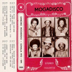 Various - Mogadisco - Dancing In Mogadishu (Somalia '72-91) - AALP089 - ANALOG AFRICA