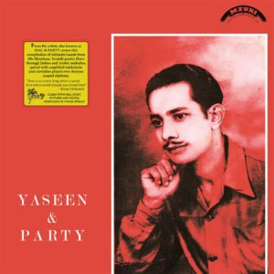 Yaseen & Party - Yaseen & Party - AFR7-LP-05 - AFRO7 RECORDS