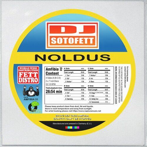 DJ Sotofett - Noldus - AMFIBIA31 - SEX TAGS AMFIBIA