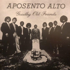 Aposento Alto - Goodby Old Friend - APLP01 - WINDECO PRODUCTIONS