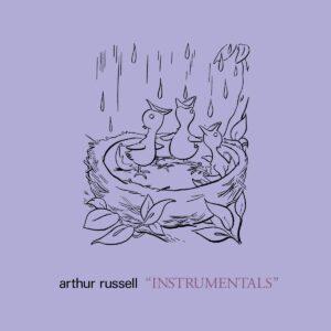 Arthur Russell - Instrumentals - AU-1016-1 - AUDIKA RECORDS