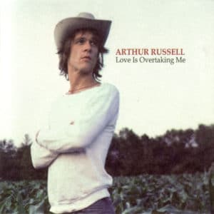 Arthur Russell - Love Is Overtaking Me - AU1010-1 - AUDIKA RECORDS