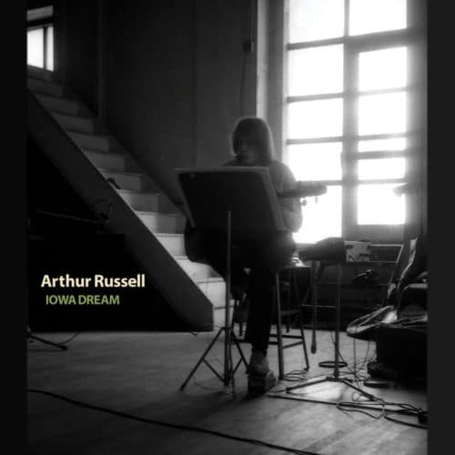 Arthur Russell - Iowa Dream - AU1017-1 - AUDIKA RECORDS
