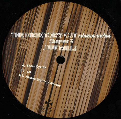 Jeff Mills - The Director's Cut Chapter 5 - AX083DC - AXIS