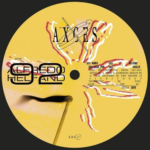 Alfredo92 - Helfand EP - AXS3 - AXCES