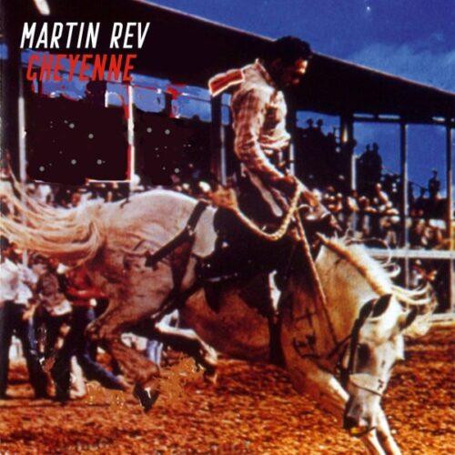 Martin Rev - Cheyenne - BB317 - BUREAU B