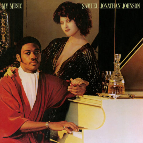 Samuel Jonathan Johnson - My Music - BEWITH066LP - BE WITH RECORDS