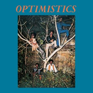 Optimistics - Optimistics - BEWITH067LP - BE WITH RECORDS