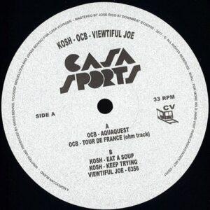 Kosh / Ocb / Viewtiful Joe - Casa Sports - CSV01 - CASA VOYAGER