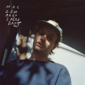 Mac DeMarco - Salad Days - CT-193 - CAPTURED TRACKS