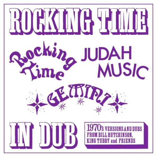 King Tubby - Rocking Time In Dub - DKR253LP - DEEPER KNOWLEDGE