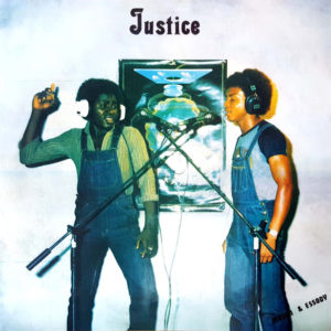 Dibson/Essody - Justice - DTW005 - DIG THIS WAY RECORDS