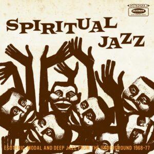 Various - Spiritual Jazz Vol.1 - JMANLP020 - JAZZMAN