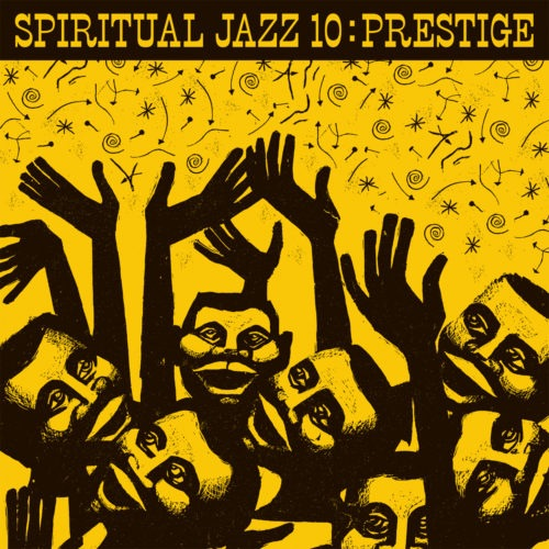 Various - Spiritual Jazz Vol.10  Prestige - JMANLP117 - JAZZMAN