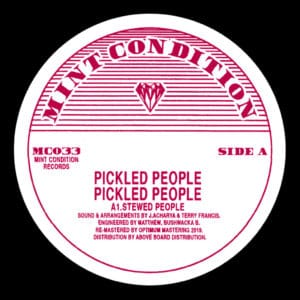 Pickled People - Pickled People - MC033 - MINT CONDITION