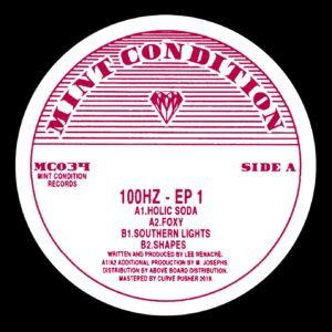 100HZ - EP 1 - MC034 - MINT CONDITION