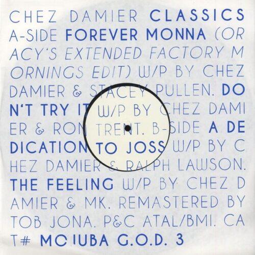 Chez Damier - Classics - MOJUBA-GOD3 - MOJUBA