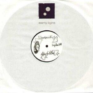 Stereociti - Early Light - MOJUBA011 - MOJUBA